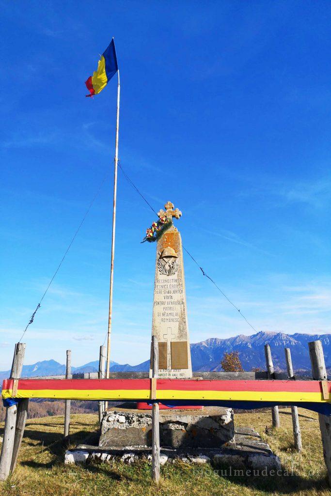 monumentul eroilor din Șirnea