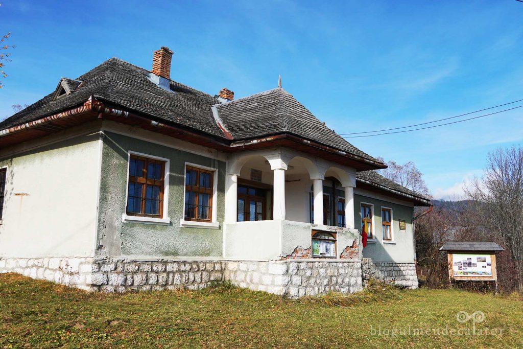 Muzeul satului din Șirnea