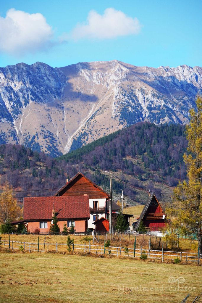 Hoinăreală Prin satul Șirnea