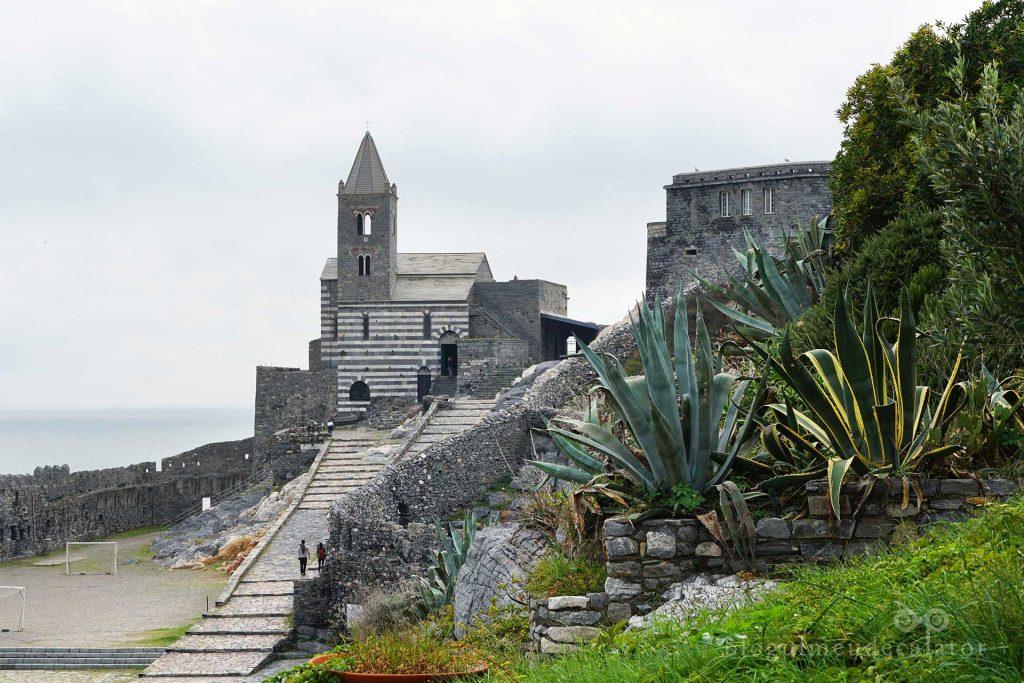 Biserica San Pietreo din Portovenere