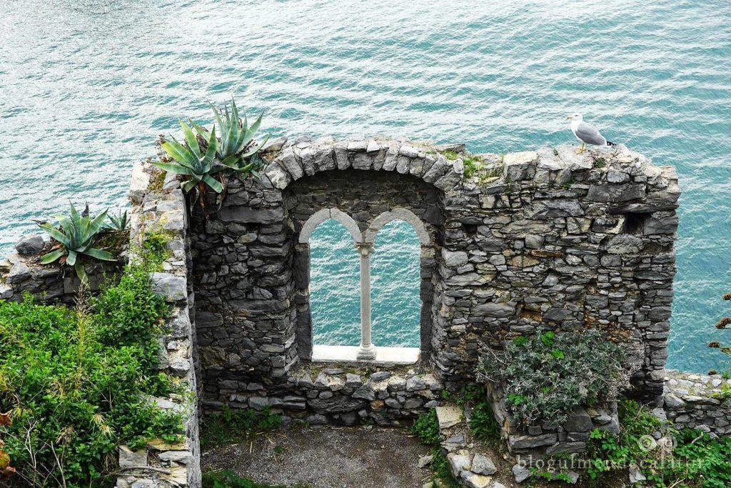 ruine in Portovenere