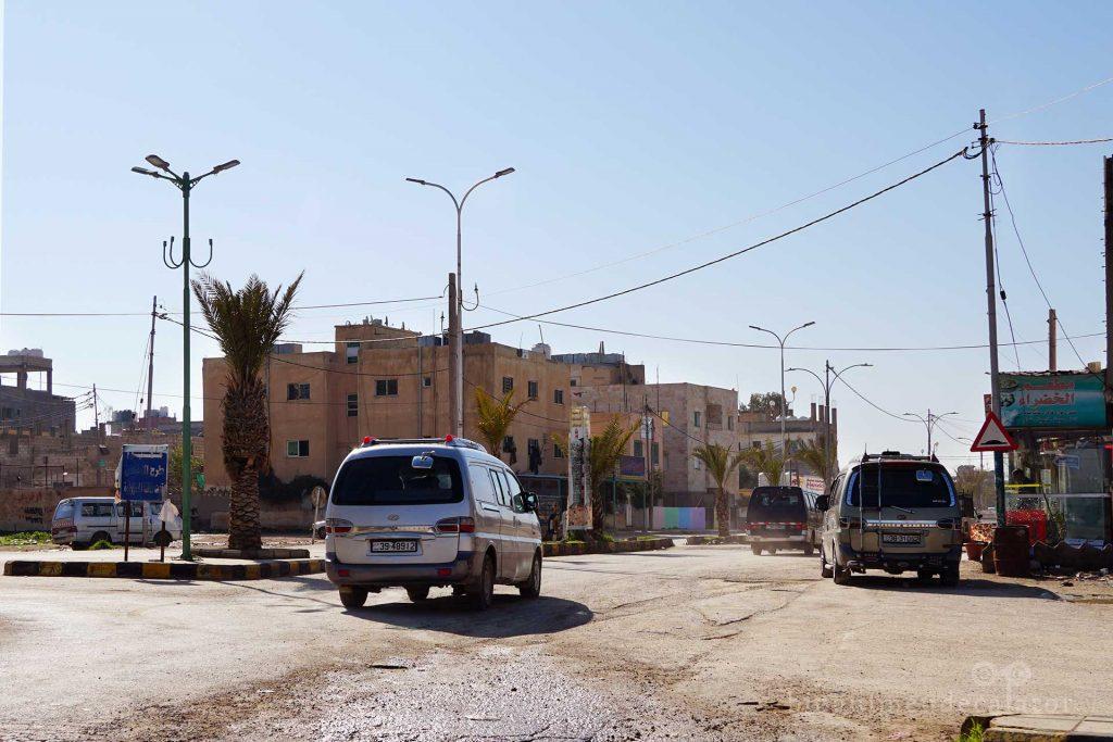 Traficul în Iordania