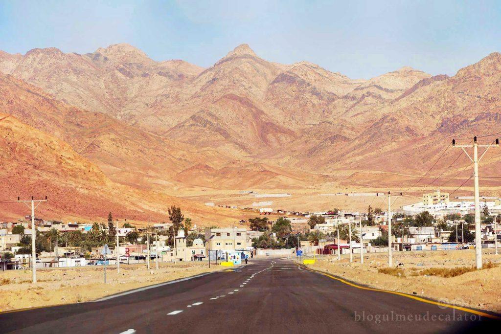 traficul in Iordania