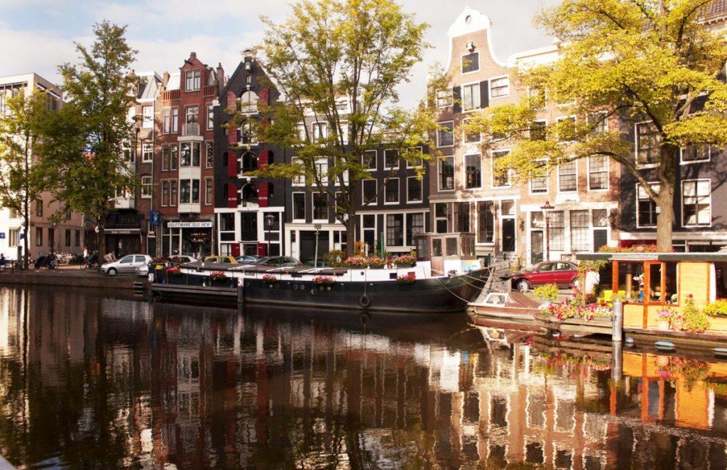 Obiective turistice din Amsterdam