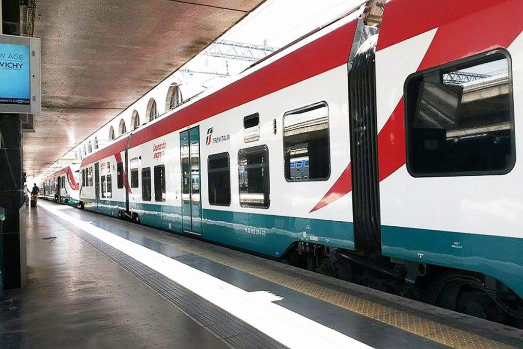 vacanta la roma- transport cu trenul