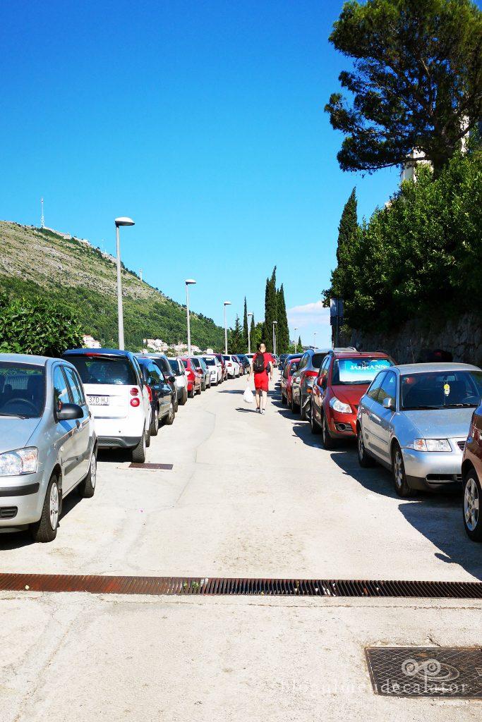 parcari aglomerate in Croatia