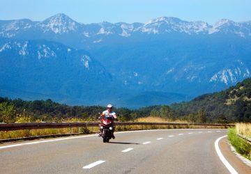 Cum a fost mersul cu mașina în Croația