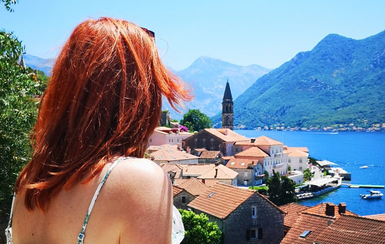 Perast, Muntenegru-minunea de sat de langa Kotor