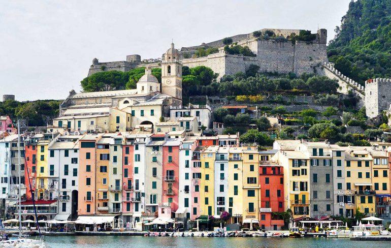 Portovenere, al saselea sat de langa Cinque Terre