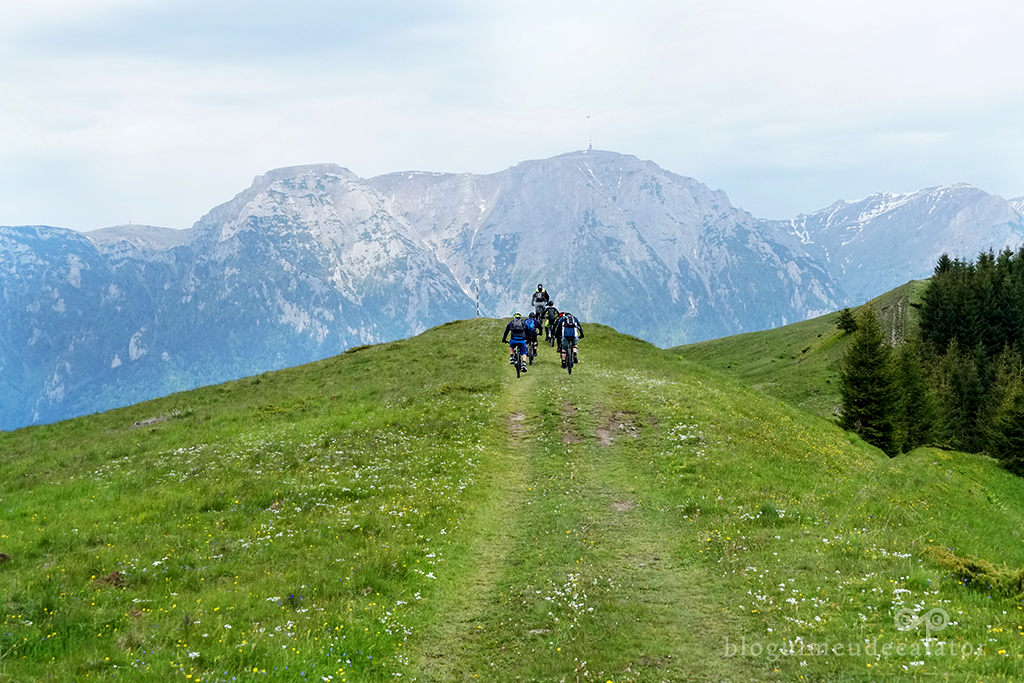 mountain bikeri in Baiului