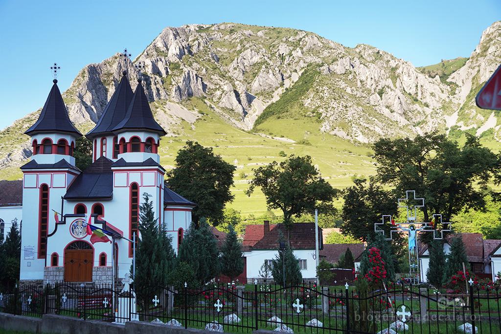 Biserica ortodoxa din Rimetea, Alba