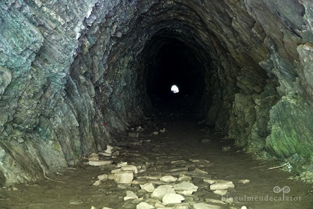 Tunelul mre Cheile Tisitei