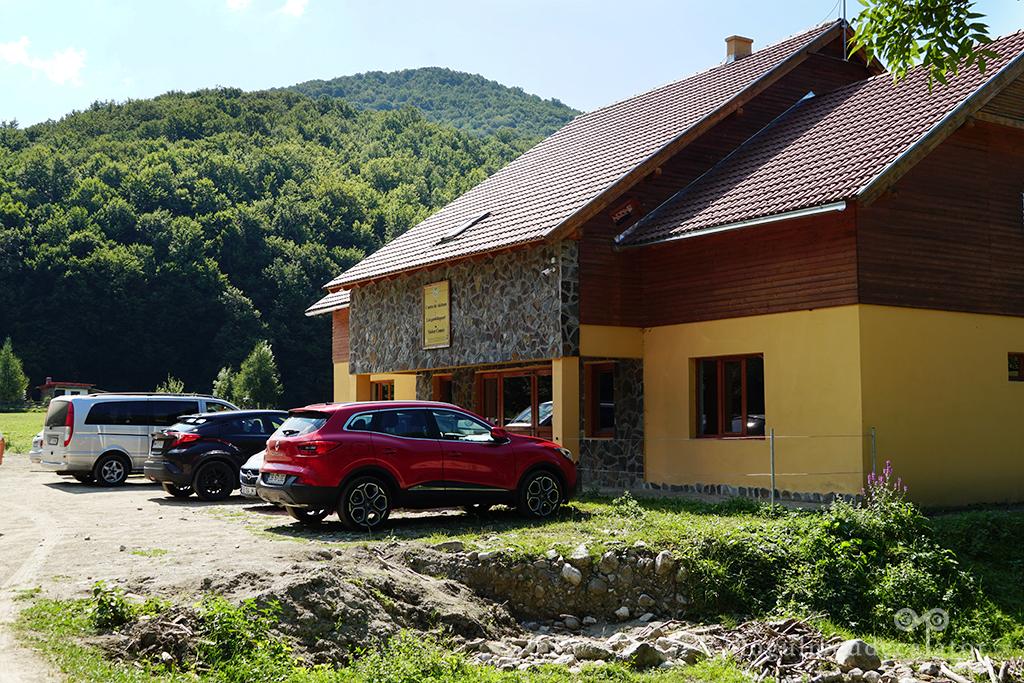 centru de informare turistica cheile varghisului
