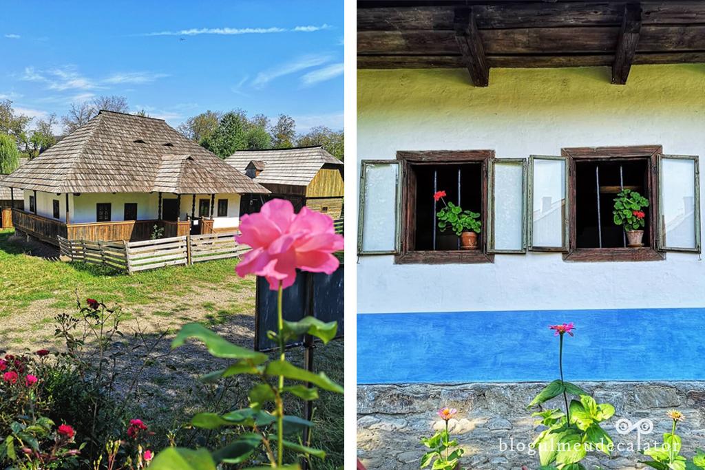 muzeul satului bucovinean din Suceava