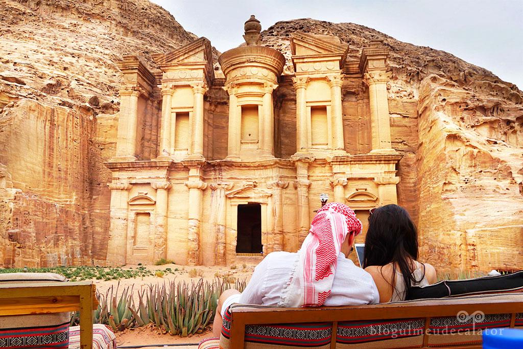 Petra-The Monastery