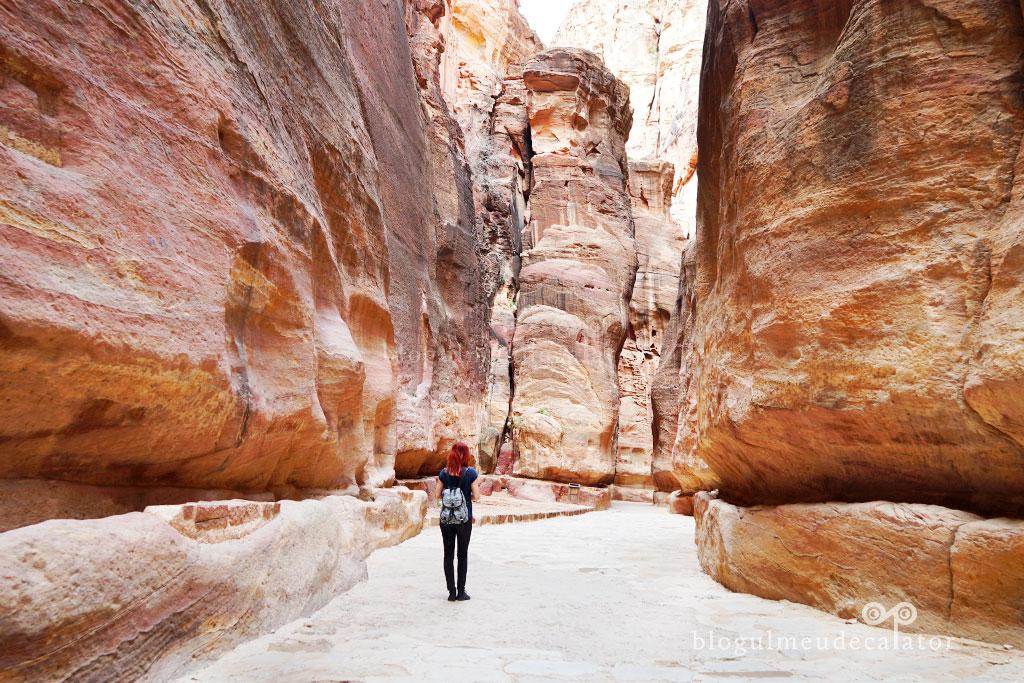 orasul Petra-CanionulSiq