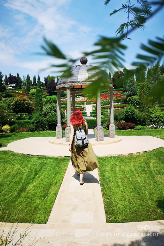 I giardini di Zoe, Banpotoc, Hunedoara