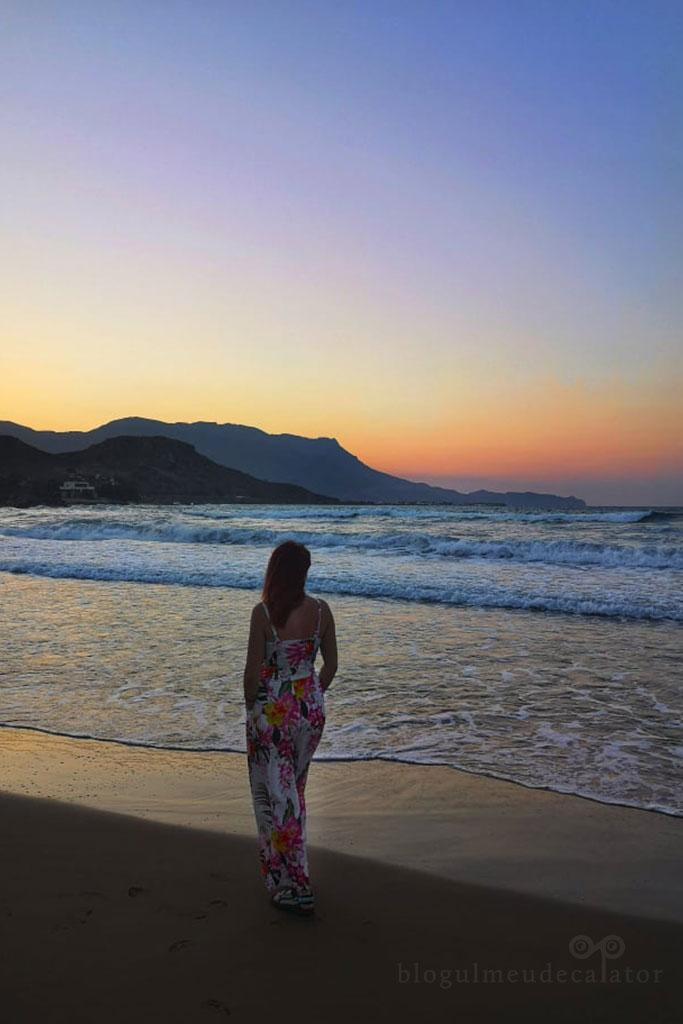 plaja din kissamos creta
